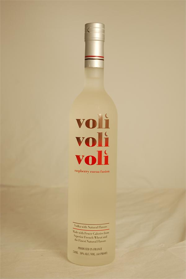 Review: Voli Raspberry Cocoa Fusion Vodka