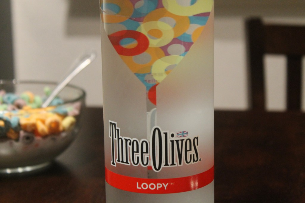 IMG 07204 1024x682 Three Olives Loopy Vodka Review