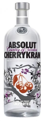 ABSOLUT_Cherrykran_750ml
