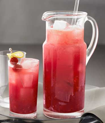 Berry Lemonade Punch