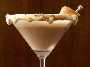 Smoremartini1 300x225 Coming Soon: New Three Olives Smores Vodka