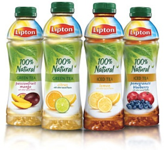 End of Summer Cocktails with Lipton 100% Natural Tea