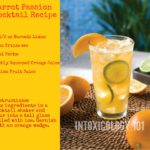 Parrot Passion recipe card2 150x150 The Parrot Passion Cocktail