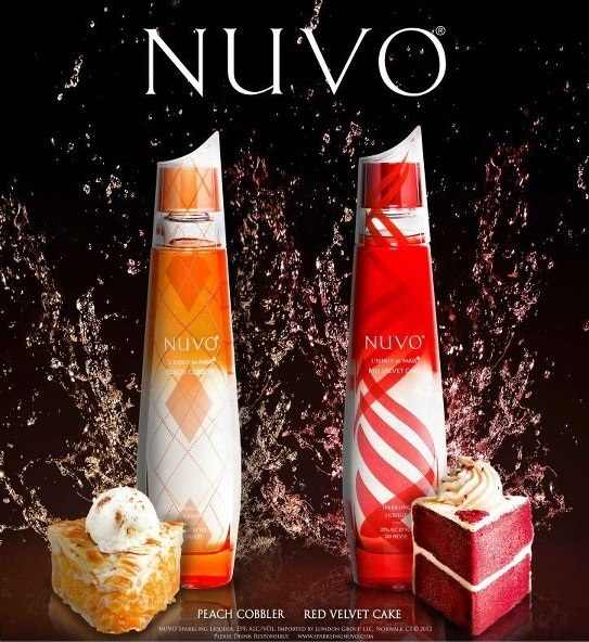 NUVO RED VELVET Y PEACH COBBLER Coming Soon: Nuvo Red Velvet and Peach Cobbler