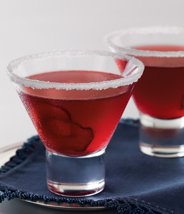 recipe lorange alpine berry feature Happy Holidays Cocktails with Grey Goose