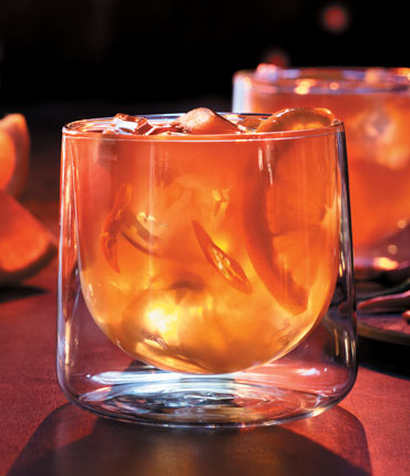 recipe lorange south beach punch feature Grey Goose Punch Series