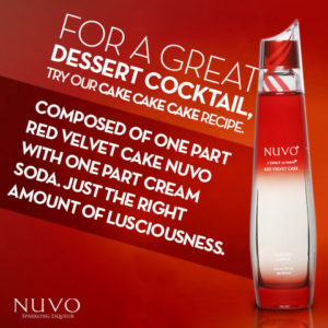 Coming Soon: Nuvo Red Velvet and Peach Cobbler