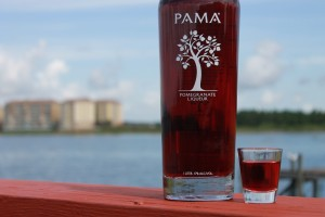 IMG 1686 300x200 Pama Pomegranate Liqueur Review