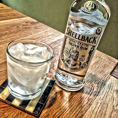 Shellback Silver Rum Review