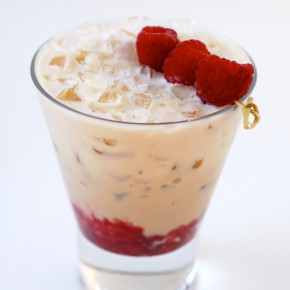 Happy Valentine's Day: Baileys Cool Raspberry