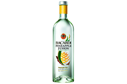 Bacardi PineappleFusion Feature Coming Soon: Bacardi Pineapple Fusion