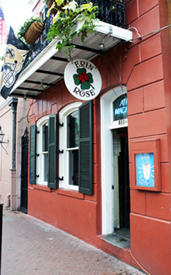 P1010100b Erin Rose Bar   New Orleans: Review