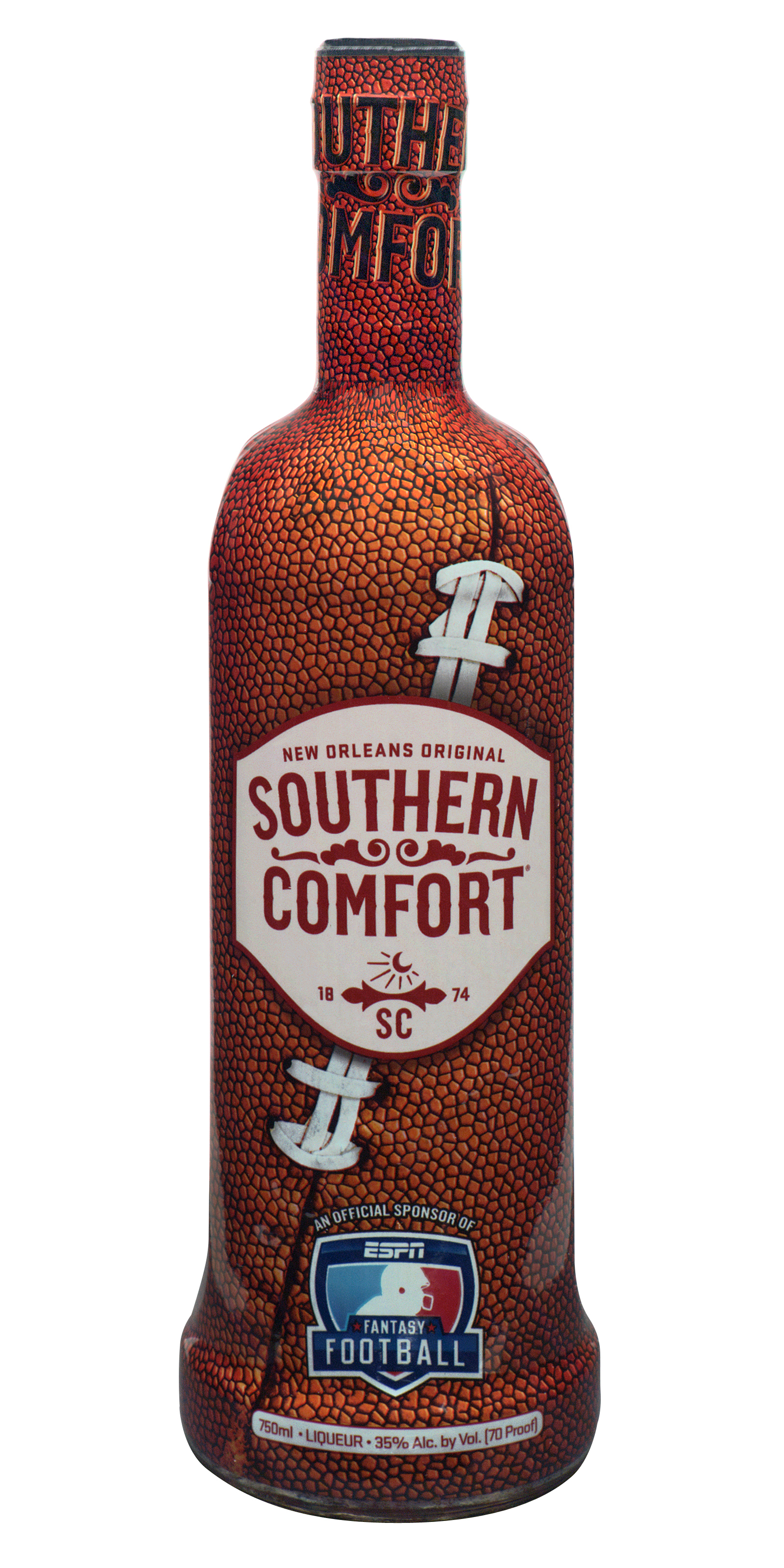 Limited Edition Football Wrapped SoCo