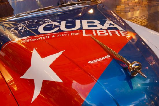 close up of cuba libre Celebrate National Rum Day with Cuba Libre