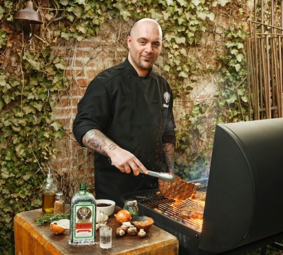 image Cooking With Jagermeister: BBQ, Tacos, and more...