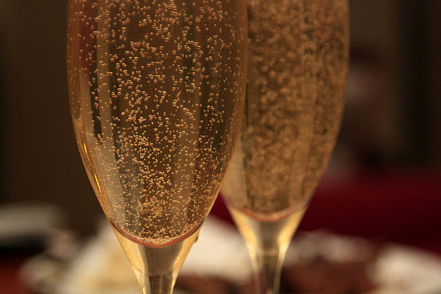 Champagne Wine Wednesday: Pop That Champagne