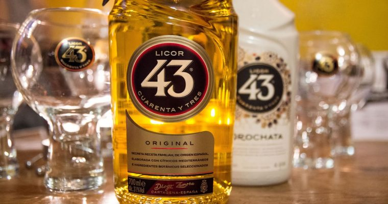 Review: Licor 43 Cuarenta Y Tres