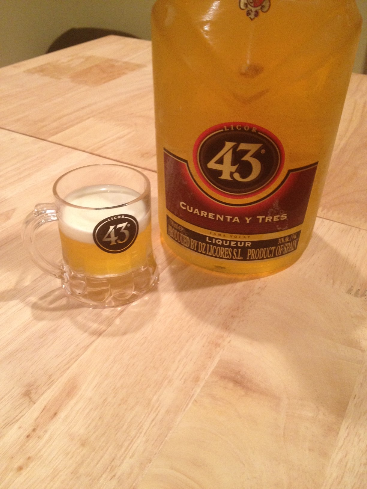 photo 1 Review: Licor 43 Cuarenta Y Tres