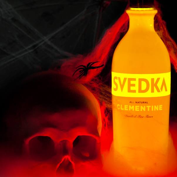 Trick or Treat Cocktails: Svedka Vodka