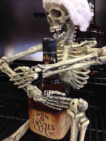 Halloween Cocktails With Jim Beam
