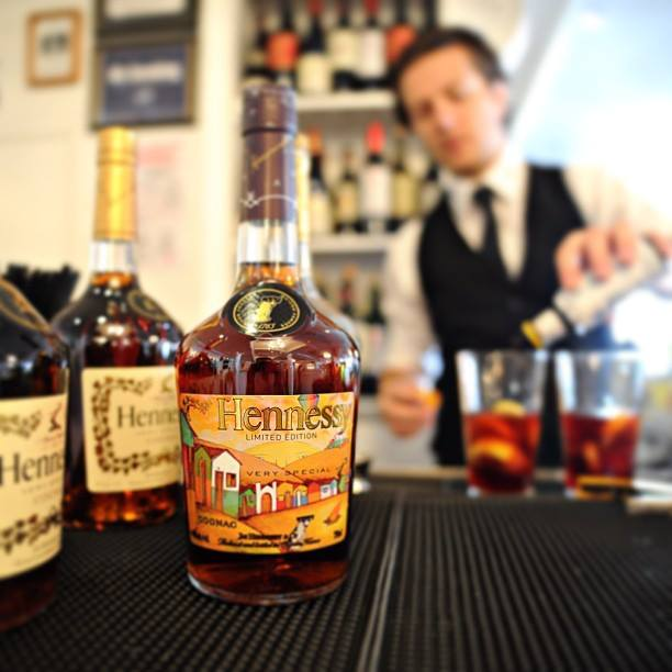 Thanksgiving Cocktails with Hennessy Cognac