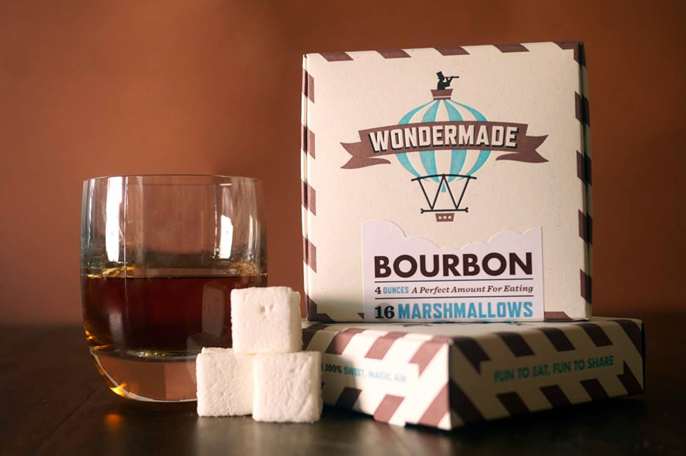 Alcohol Infused Marshmallows : Wondermade