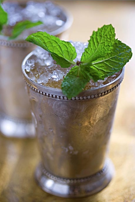 Not Your Average Mint Julep