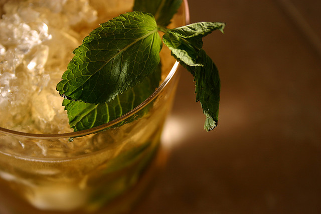 Derby Time: The Perfect Mint Julep Recipe