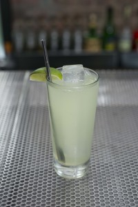 Lime in the Coconut - Hangar 1 Vodka - Lucinda Sterling