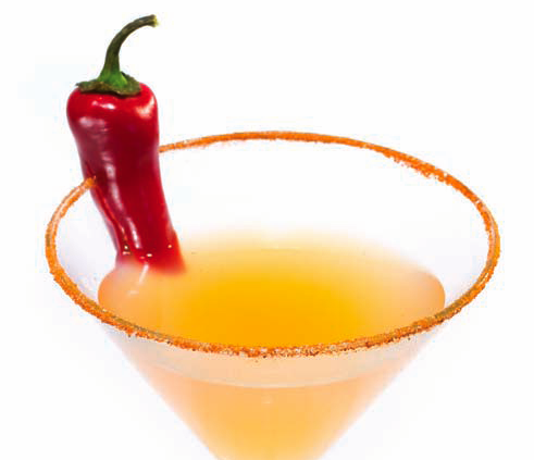 Spicy Sauzaritas Alcoholidays: National Tequila Day July 24
