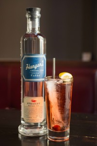 The Blushing Shirley - Hangar 1 Vodka - Lucinda Sterling
