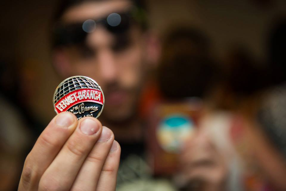 Fernet Challenge Coin Intoxicology Com Cocktail