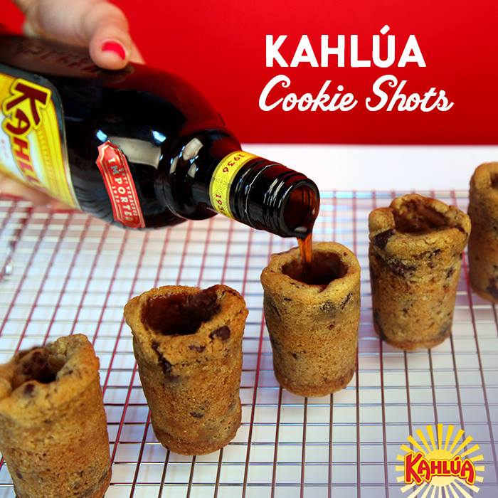 How to Make A Cookie Shot Glass
