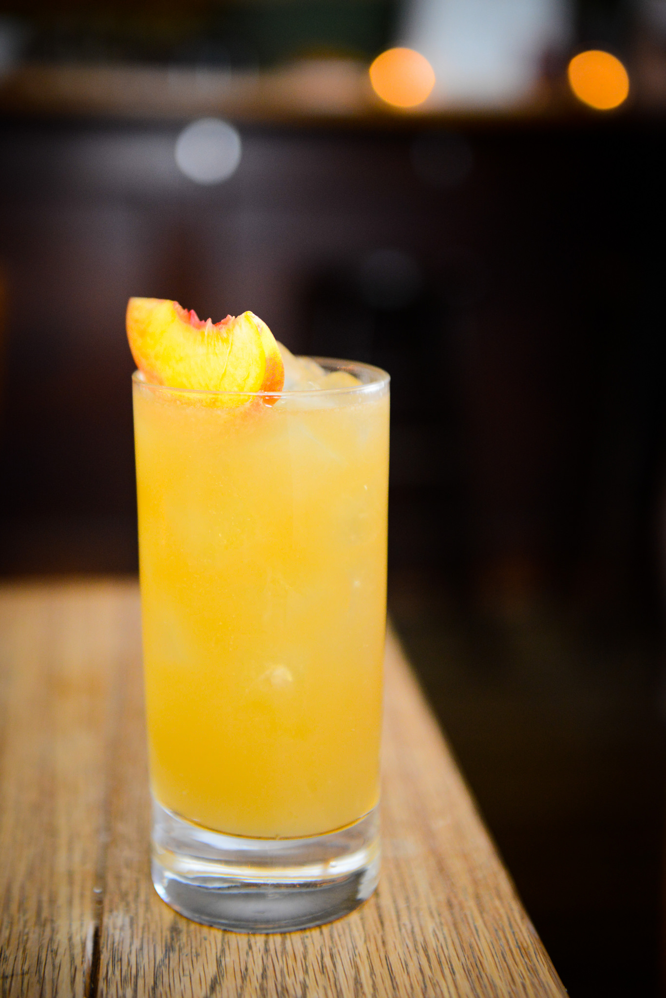 Bourbon Heritage Month: The Southern Buck Cocktail