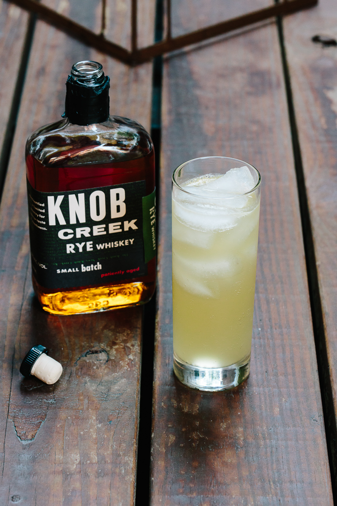 Knob Creek Ginger Twist
