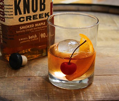 Knob Creek Smoked Maple Review