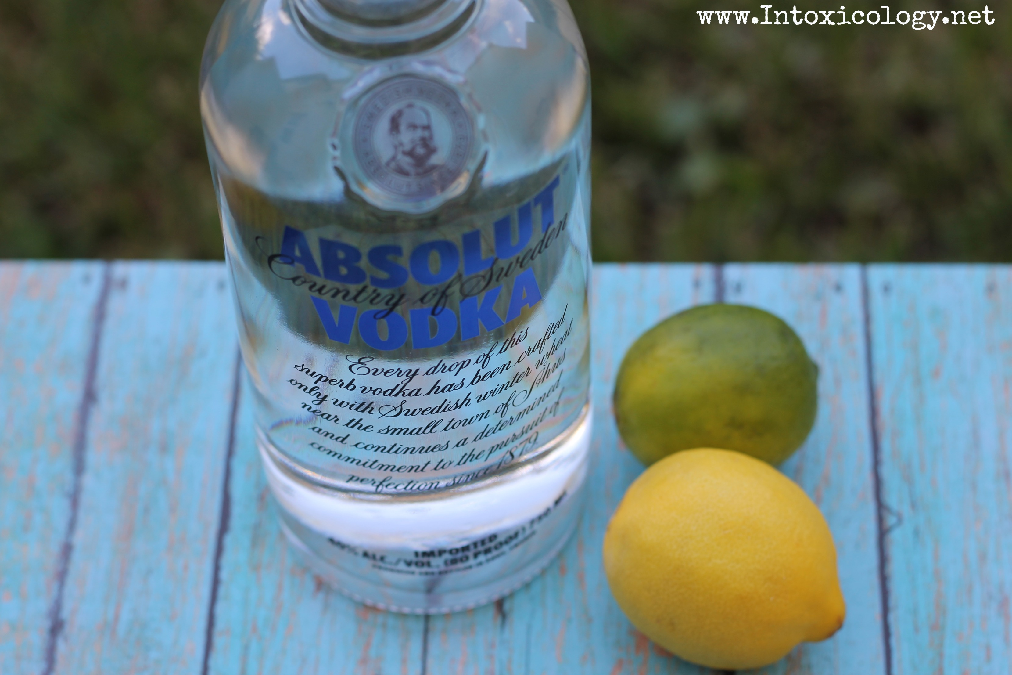 Review: Absolut Vodka Original