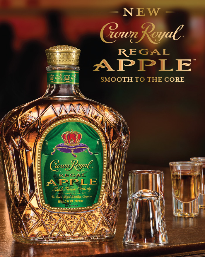 New Booze: Crown Royal Regal Apple