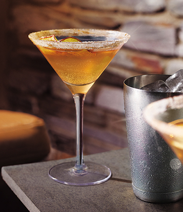 Grey Goose Spiced Apple Martini