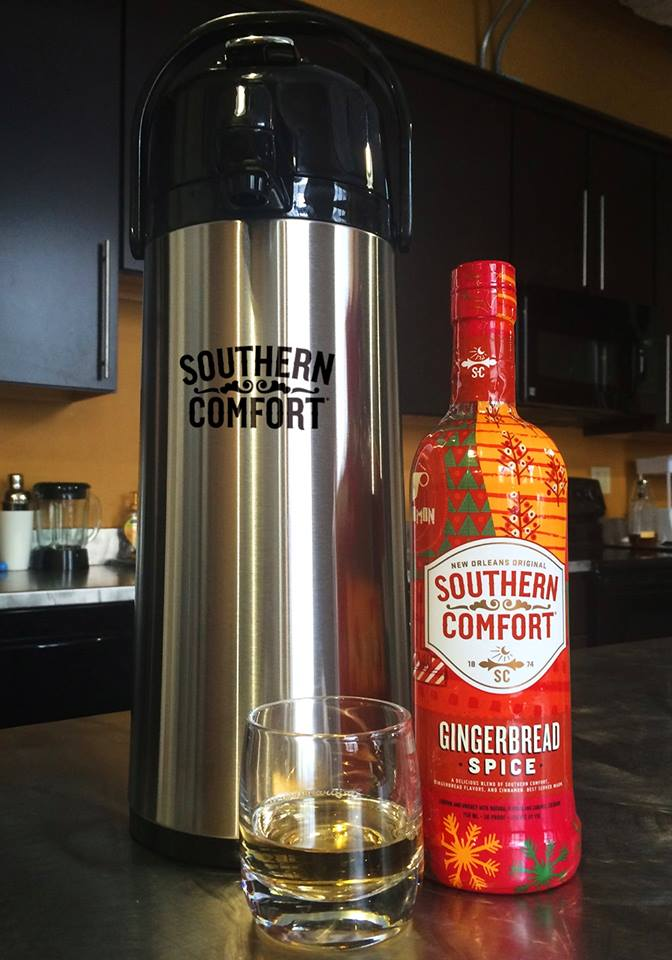 Review: Southern Comfort Gingerbread Spice