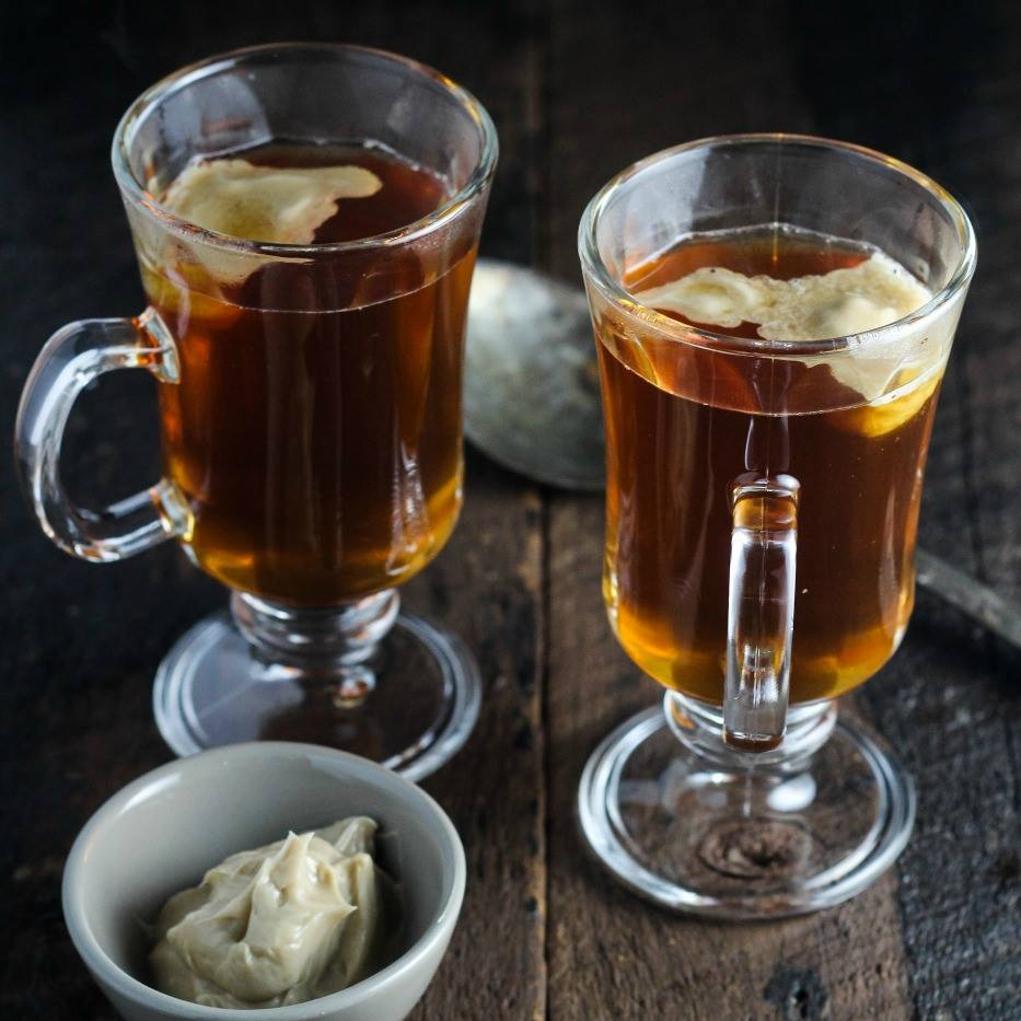 A Hot Buttered Rum Recipe worth trying…