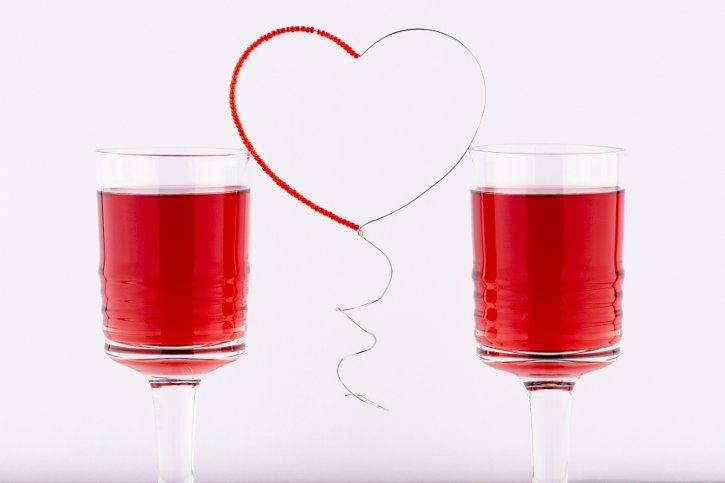 his & hers drinks: valentine's day cocktails -, Ideas