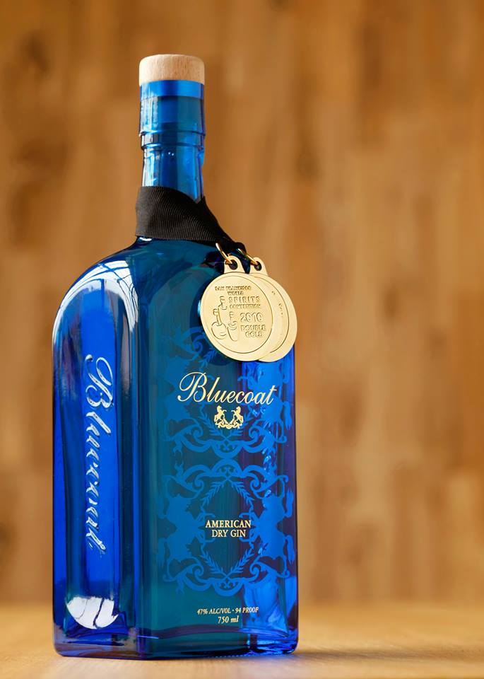 Review: Bluecoat American Dry Gin