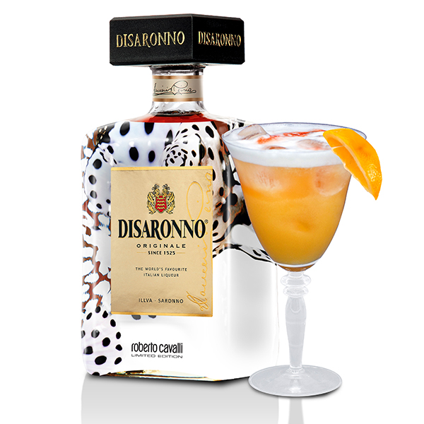 Disaronno and Roberto Cavalli