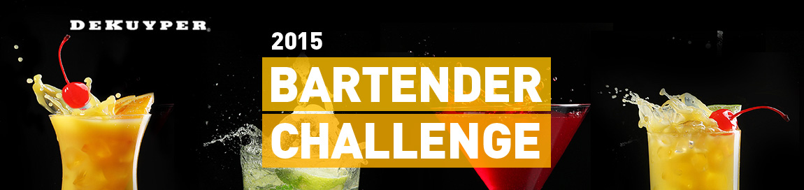 Dekuyper Bartender Challenge: Vote Now