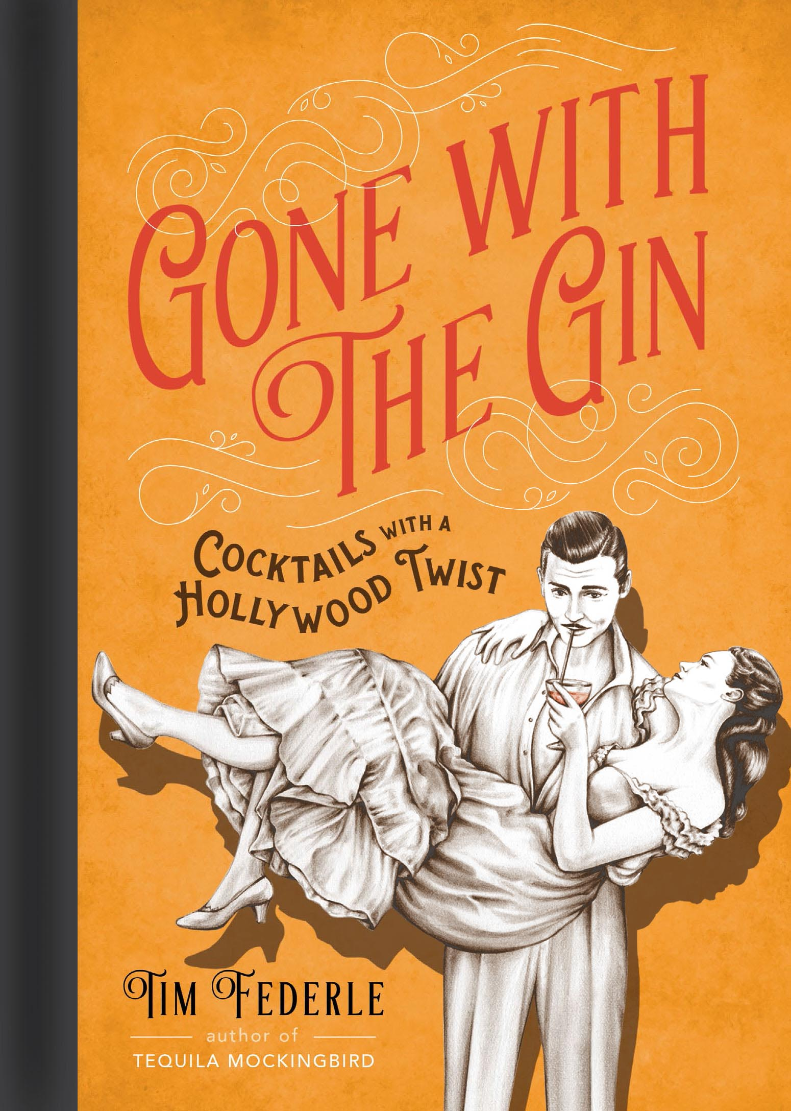 Book Review: Gone with the Gin – Cocktails with a Hollywood Twist