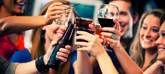 6 Ways Drinking Alcohol Makes You Healthier [Infographic]