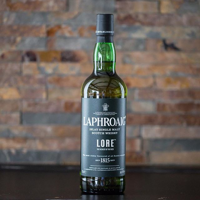 Booze News: Laphroaig Lore Launches in the U.S.