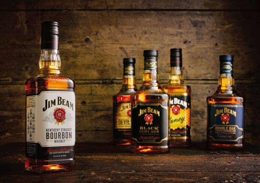 Jim Beam Global Packaging Re-Design