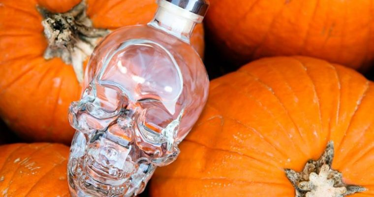 Halloween Favorites: Crystal Head Vodka Review
